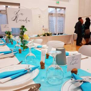 place card and table name